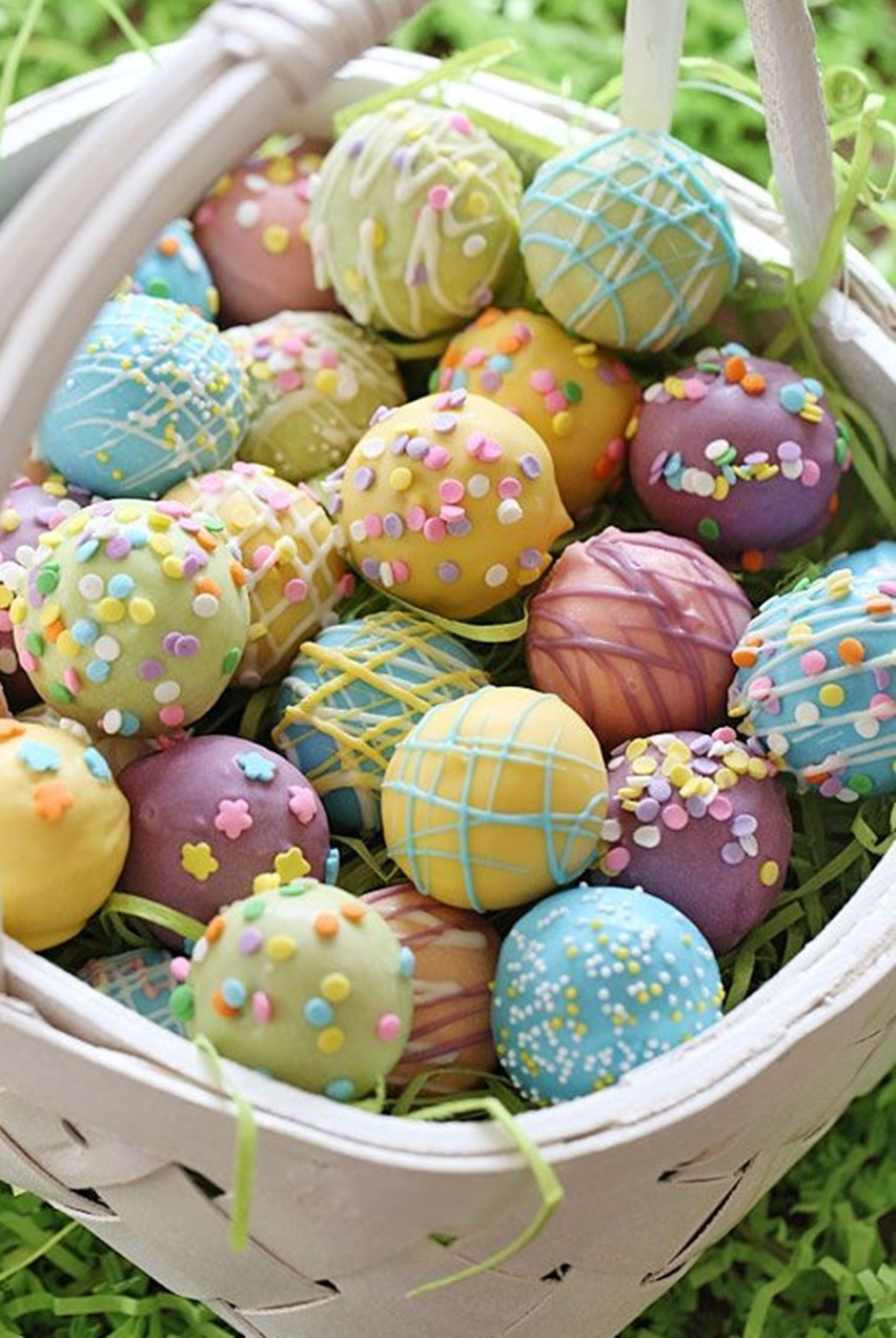 Easter Tablescapes - Cris Vallias Blog 7