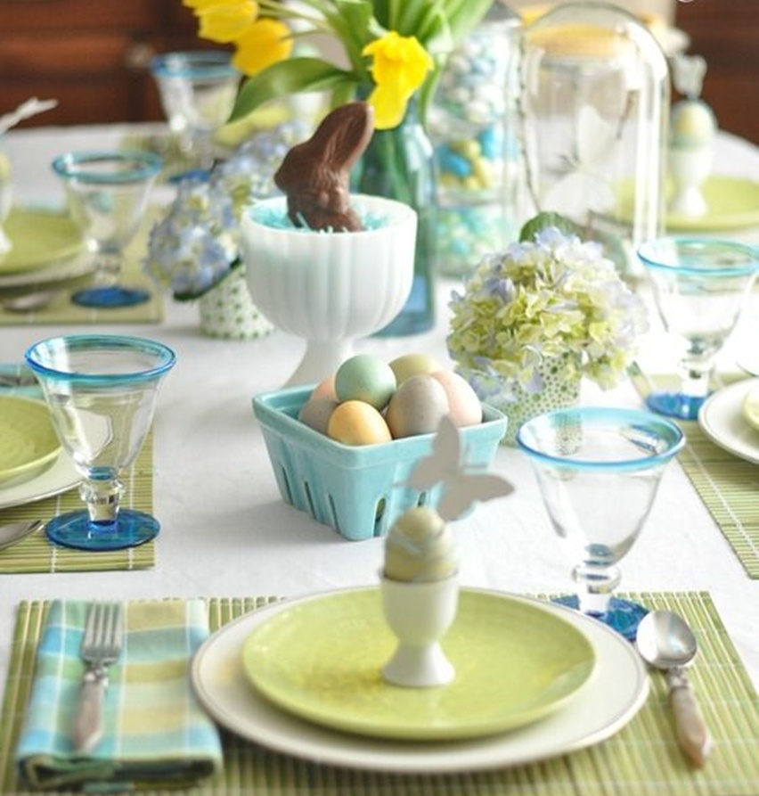 Easter Tablescapes - Cris Vallias Blog 9