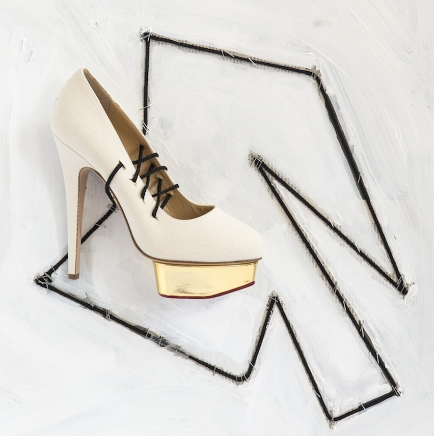 Charlotte Olympia Artsy - Cris Vallias Blog 4