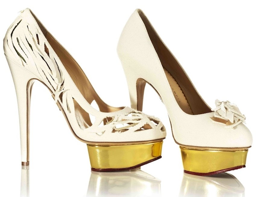Charlotte Olympia Artsy - Cris Vallias Blog 8
