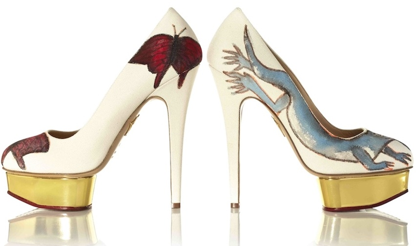 Charlotte Olympia Artsy - Cris Vallias Blog 9