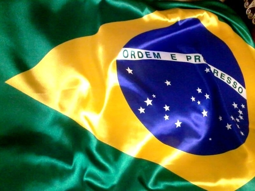 Bandeira do Brasil - Cris Vallias Blog
