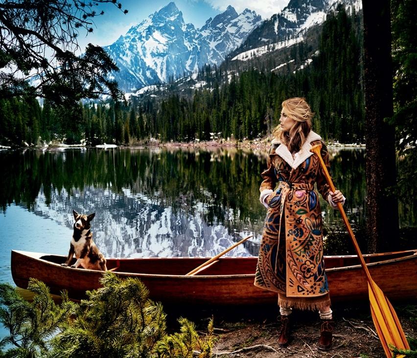 Blake Lively por Mario Testino na Vogue US Agosto 2014 - Cris Vallias blog 8