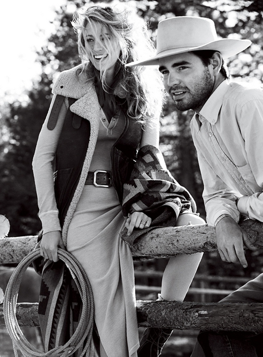 Blake Lively por Mario Testino na Vogue US Agosto 2014 - Cris Vallias blog 9