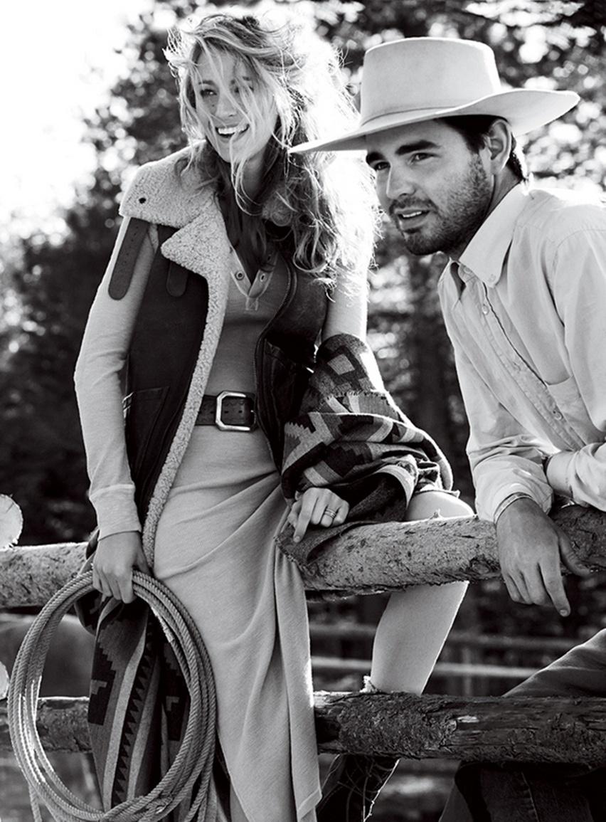 Blake Lively por Mario Testino na Vogue US Agosto 2014 - Cris Vallias blog 9