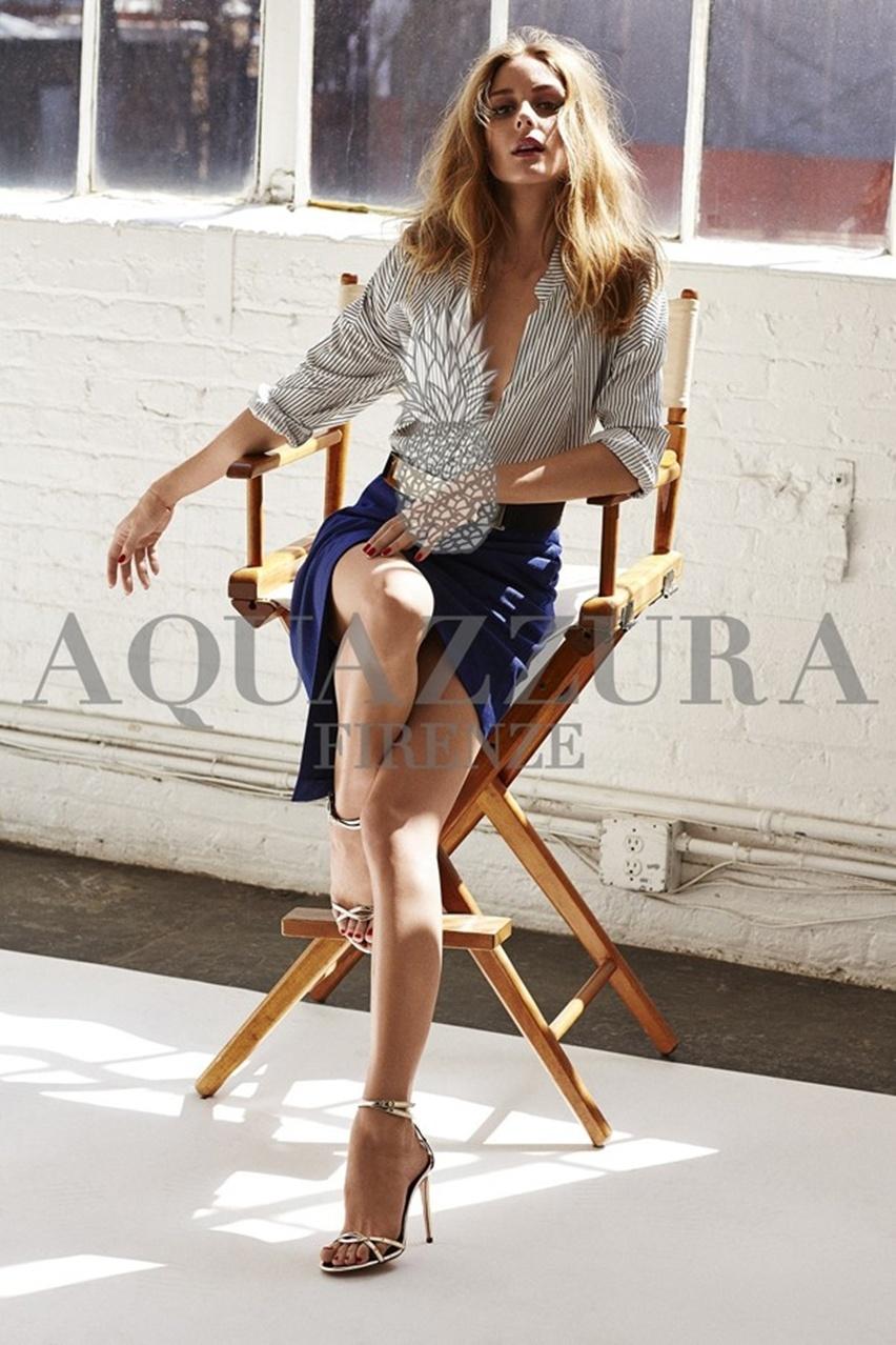Coleção de Calçados Olivia Palermo para Aquazzura - Cris Vallias Blog 2
