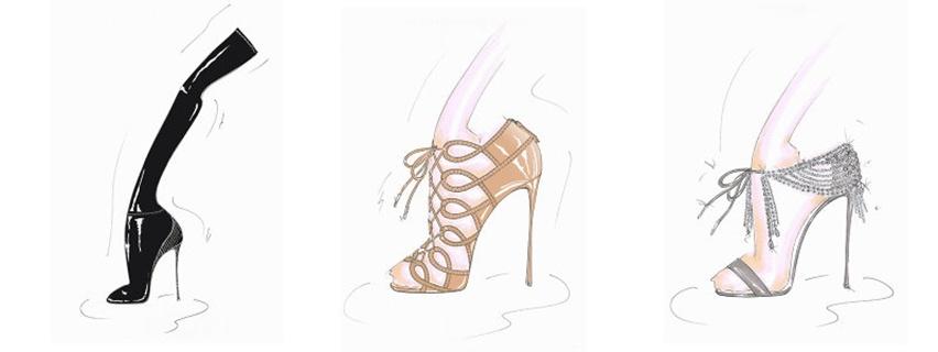 Coleção de Calçados Olivia Palermo para Aquazzura - Cris Vallias Blog 3