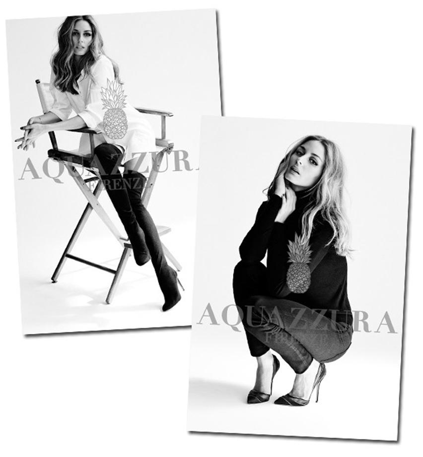 Coleção de Calçados Olivia Palermo para Aquazzura - Cris Vallias Blog 4