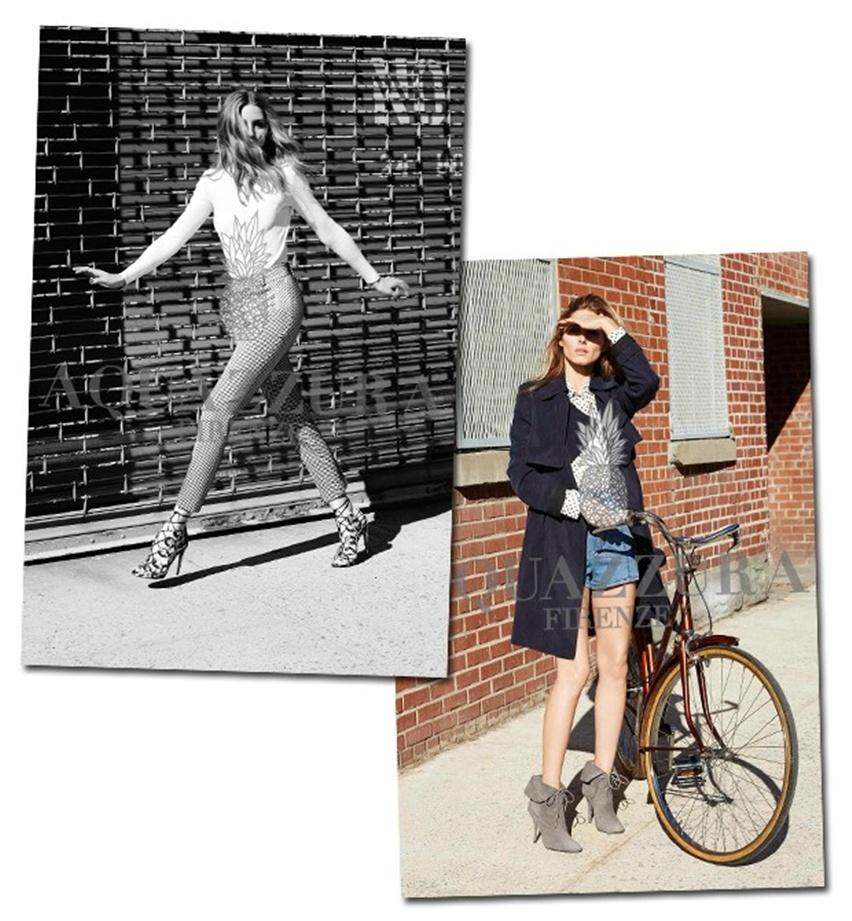 Coleção de Calçados Olivia Palermo para Aquazzura - Cris Vallias Blog 5