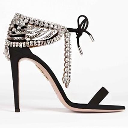 Coleção de Calçados Olivia Palermo para Aquazzura - Cris Vallias Blog 7