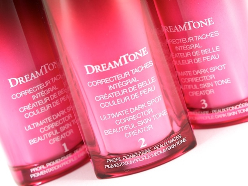 Lancôme Dreamtone - Cris Vallias Blog 3