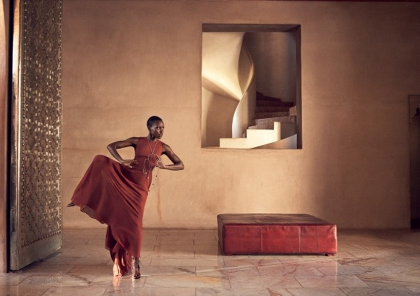 Lupita Nyong'O - Vogue América - Cris Vallias Blog 3