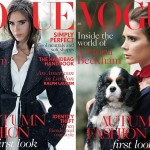 Victoria Beckham na Vogue UK Agosto 2014 - Cris Vallias Blog 1