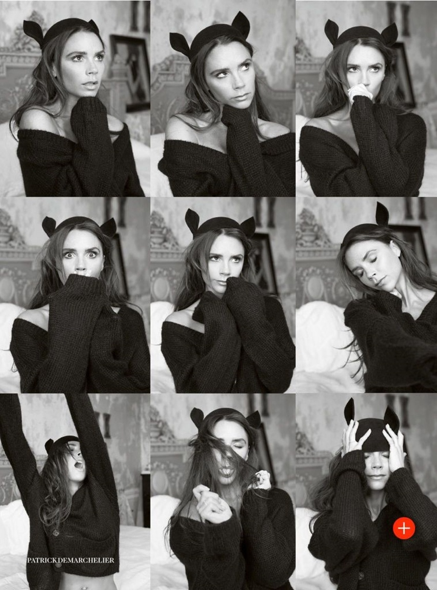 Victoria Beckham na Vogue UK Agosto 2014 - Cris Vallias Blog 10