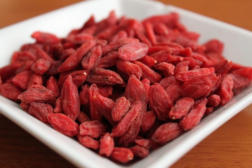 Benefícios da Goji Berry - Cris Vallias Blog 2