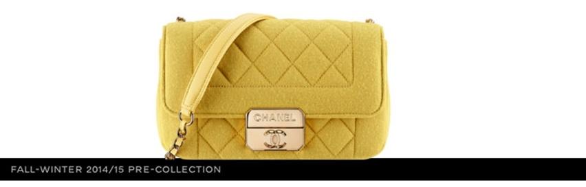 Coleção Outono Inverno Chanel - Cris Vallias Blog 1