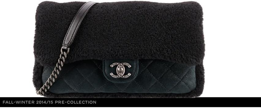 Coleção Outono Inverno Chanel - Cris Vallias Blog 10