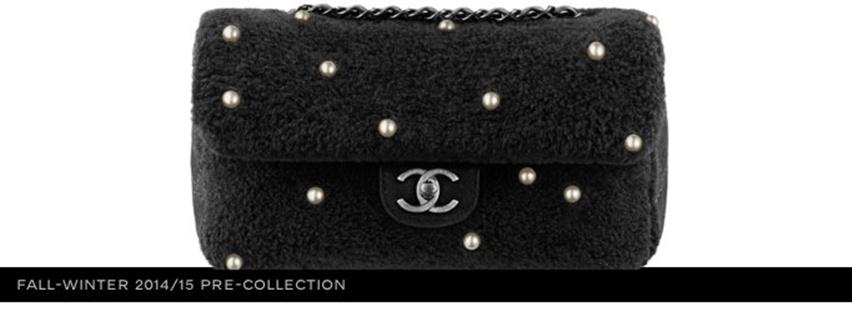 Coleção Outono Inverno Chanel - Cris Vallias Blog 11