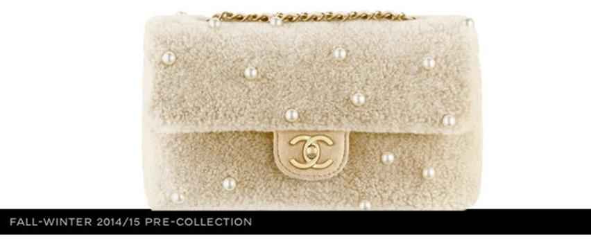 Coleção Outono Inverno Chanel - Cris Vallias Blog 12