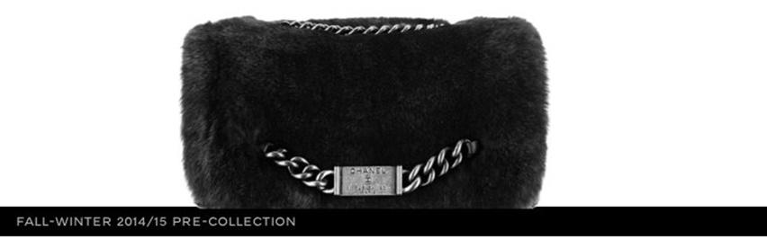 Coleção Outono Inverno Chanel - Cris Vallias Blog 13