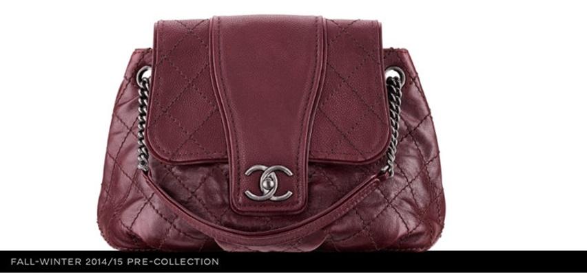 Coleção Outono Inverno Chanel - Cris Vallias Blog 15
