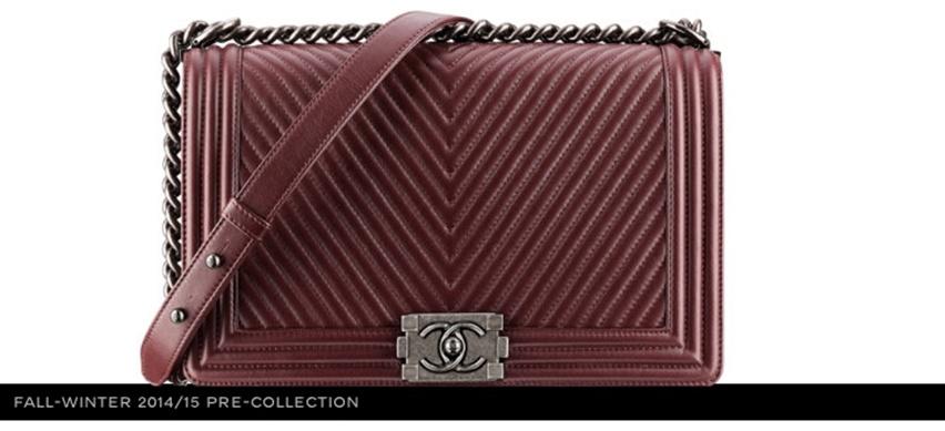 Coleção Outono Inverno Chanel - Cris Vallias Blog 16