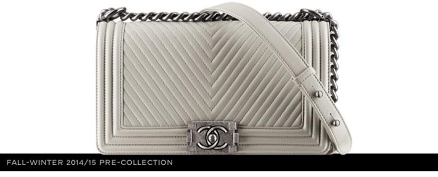 Coleção Outono Inverno Chanel - Cris Vallias Blog 18