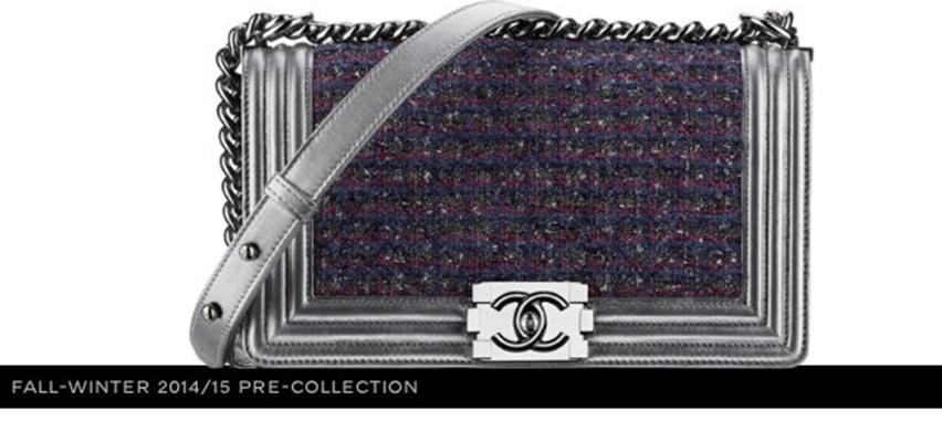 Coleção Outono Inverno Chanel - Cris Vallias Blog 19