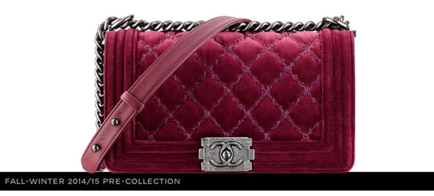 Coleção Outono Inverno Chanel - Cris Vallias Blog 20