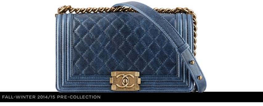 Coleção Outono Inverno Chanel - Cris Vallias Blog 21