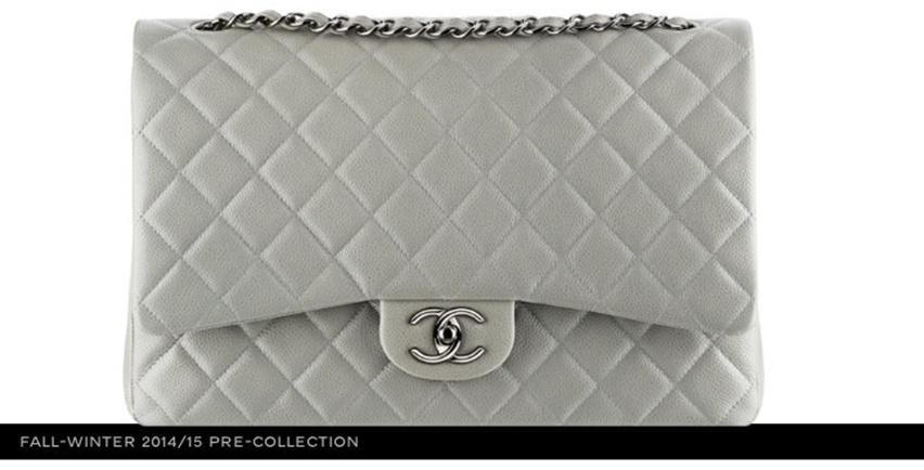 Coleção Outono Inverno Chanel - Cris Vallias Blog 22