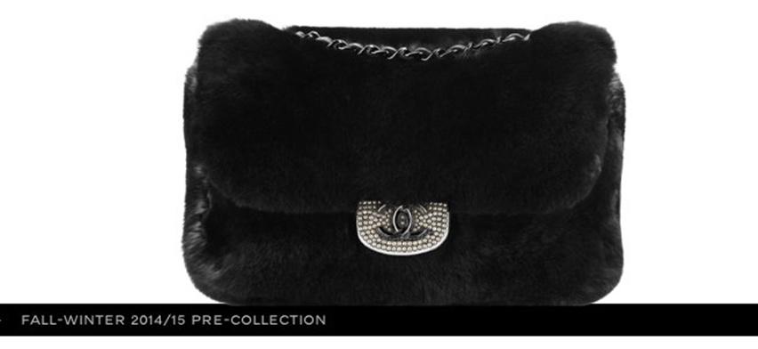 Coleção Outono Inverno Chanel - Cris Vallias Blog 24