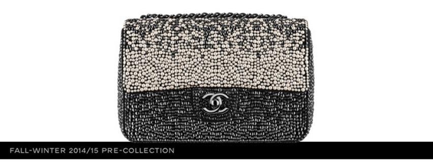 Coleção Outono Inverno Chanel - Cris Vallias Blog 26