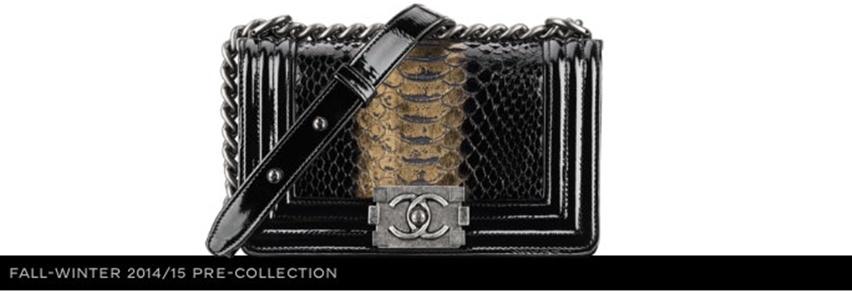 Coleção Outono Inverno Chanel - Cris Vallias Blog 29