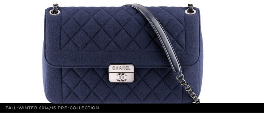 Coleção Outono Inverno Chanel - Cris Vallias Blog 3