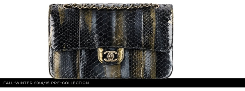 Coleção Outono Inverno Chanel - Cris Vallias Blog 31