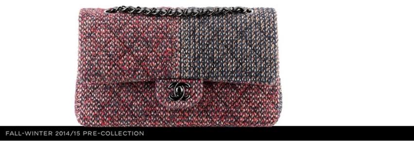 Coleção Outono Inverno Chanel - Cris Vallias Blog 4