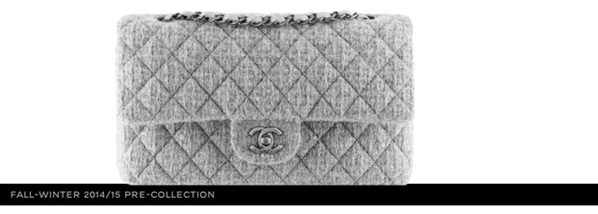 Coleção Outono Inverno Chanel - Cris Vallias Blog 5
