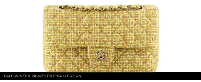 Coleção Outono Inverno Chanel - Cris Vallias Blog 6