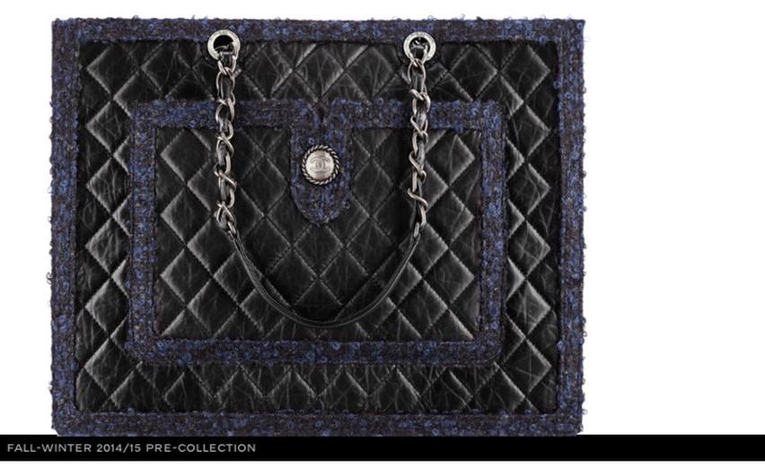 Coleção Outono Inverno Chanel - Cris Vallias Blog 7