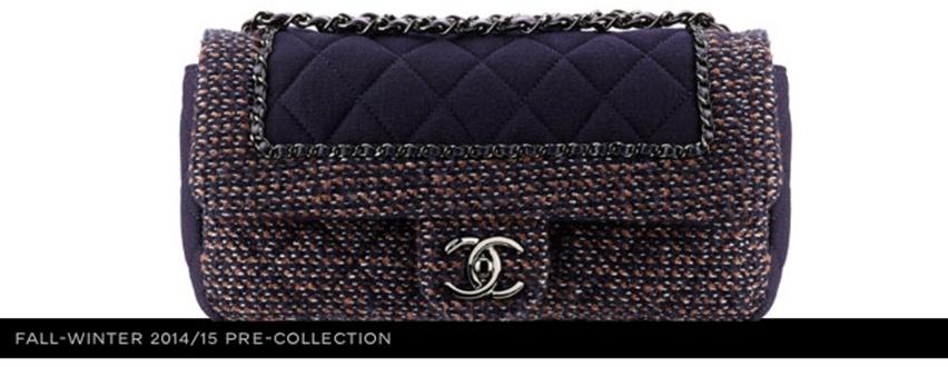 Coleção Outono Inverno Chanel - Cris Vallias Blog 9