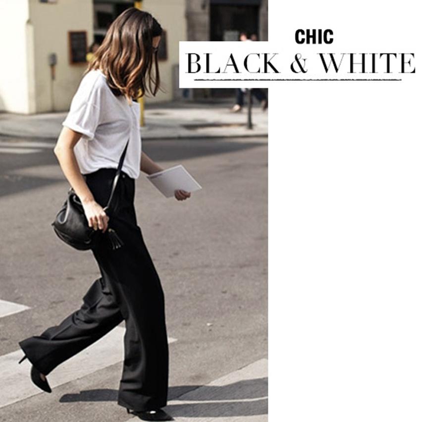 T-Shirt Branca no Look de Trabalho - Cris Vallias Blog 7