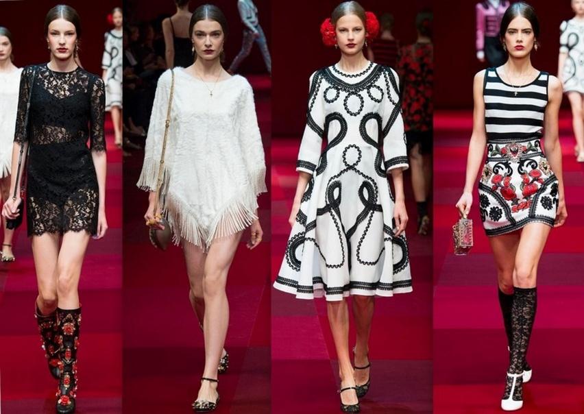 Dolce & Gabbana em Milão - Verão 2015 - Cris Vallias Blog 10