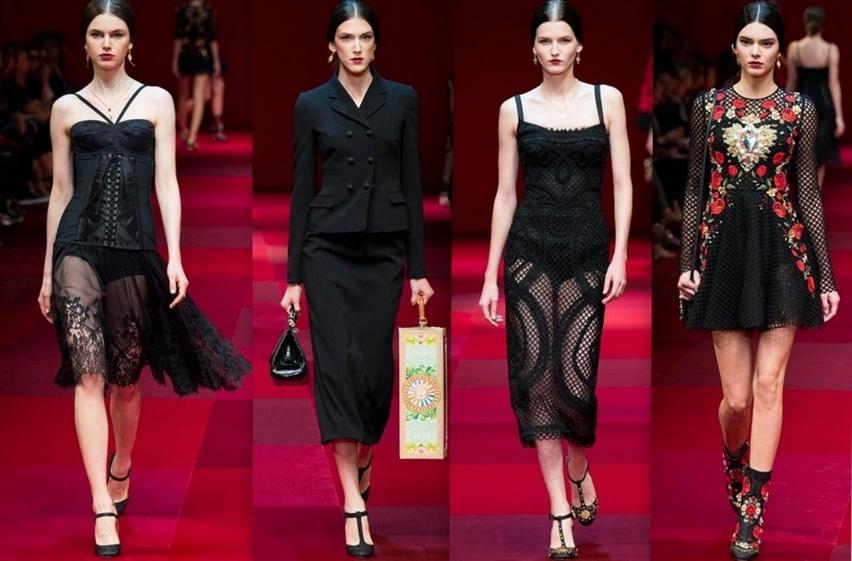 Dolce & Gabbana em Milão - Verão 2015 - Cris Vallias Blog 14