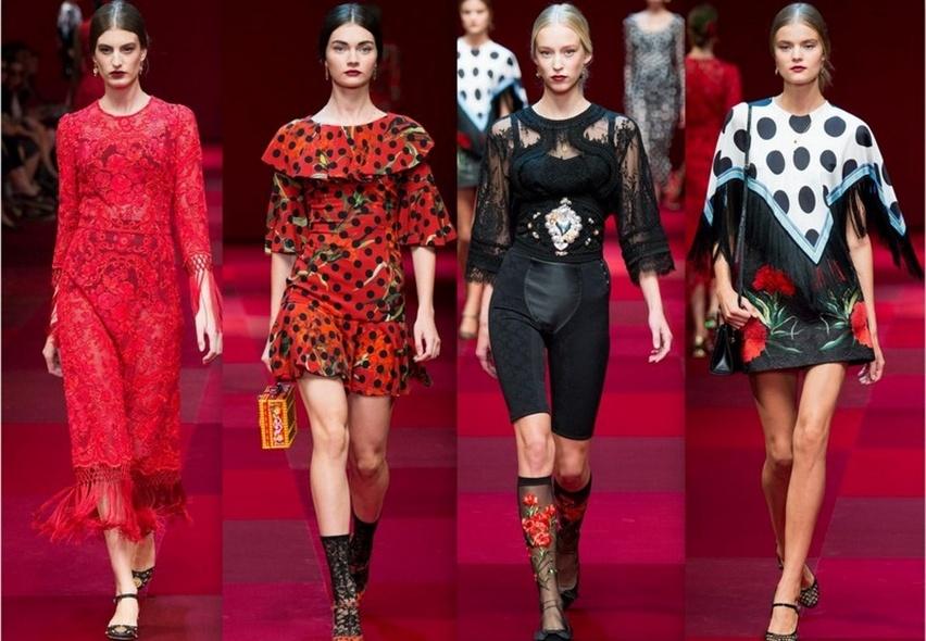 Dolce & Gabbana em Milão - Verão 2015 - Cris Vallias Blog 17