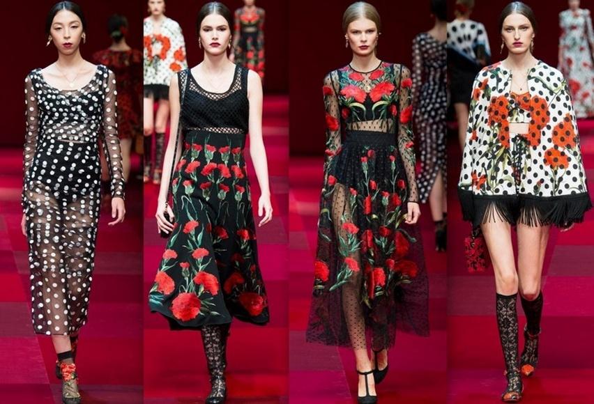 Dolce & Gabbana em Milão - Verão 2015 - Cris Vallias Blog 18