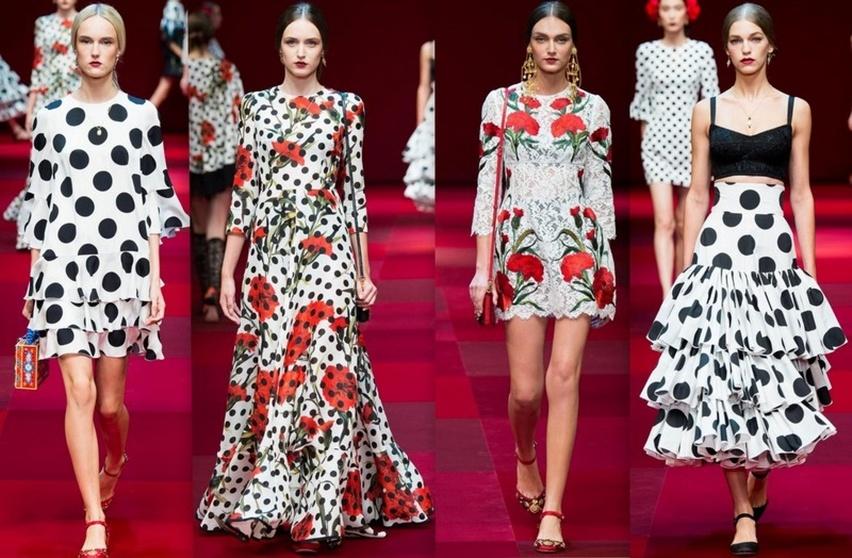 Dolce & Gabbana em Milão - Verão 2015 - Cris Vallias Blog 19