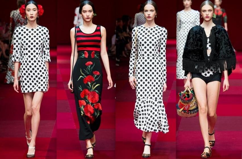 Dolce & Gabbana em Milão - Verão 2015 - Cris Vallias Blog 20