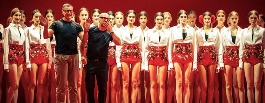 Dolce & Gabbana em Milão - Verão 2015 - Cris Vallias Blog 22