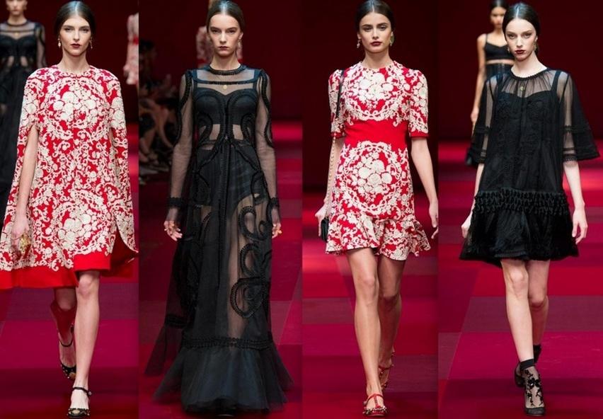 Dolce & Gabbana em Milão - Verão 2015 - Cris Vallias Blog 7